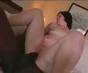 White woman tells her mom black-cock is the only way.
