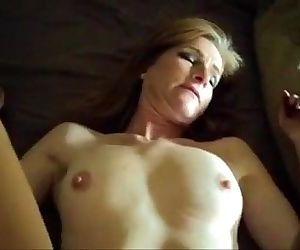 Helping my step mom -more videos on JESSICALANECAM.ML - 1 min 4 sec