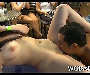 Sexy interracial blowjobs - 5 min