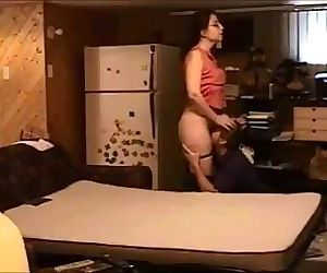 Cheating wife on real hidden cam - 8 min