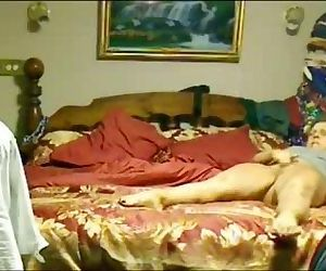 Great orgasm of my mum caught by hidden cam - 43 sec