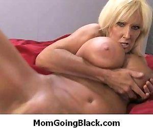Milf Mom Interracial Hard Bang 32
