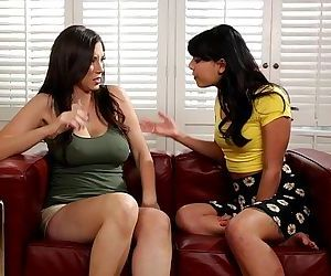 Not tell your father about this!Jelena Jensen, Gina ValentinaHD