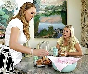 Scarlet Red and Tanya Tate at Mommys GirlHD
