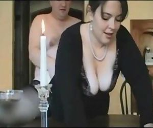 Amateur British wife homemade - 6 min