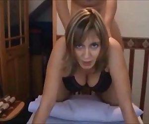 Amateur big boobs milf homemade