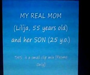 Mom fucks her son - 35 sec
