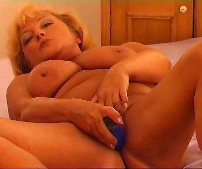 Secrets of Horny Mature 3 - Scene 3