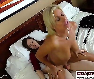 ConorCoxxx-A mother lovin good time with Payton Hall 10 min HD+