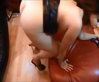 Amateur booty ass fucked 8 min