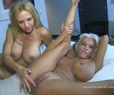 800DAD Two Big Tit MILFS Creampied by Convention Goer