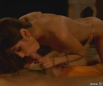 Erotic Fellatio From India