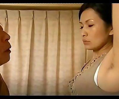 Chinami Sakai Armpit licking 7 min