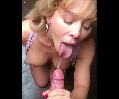 Milf Pornstar Fucks 18 Year Old Snapchat Follower -Cupids-Eden