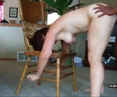 Granny Lissy needed a big black cock