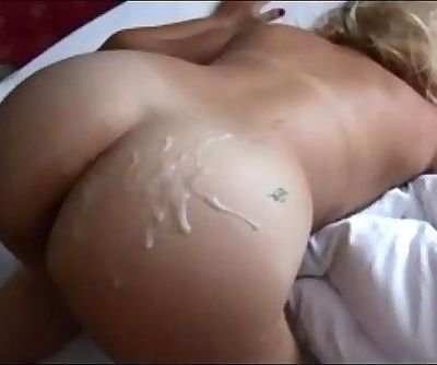 Amateur big butt wife homemade - 6 min