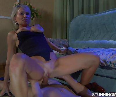 Hot russian mom Ninette