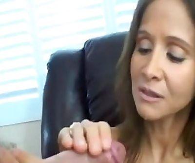 Stepmom Helps Jealous Stepson 26 min HD