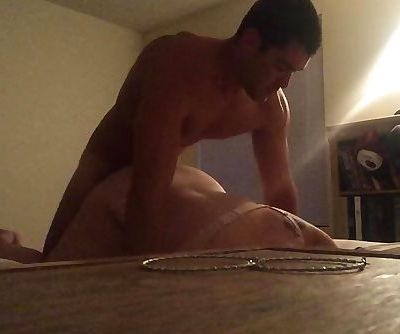 Tinder BBW MILF anal orgasm