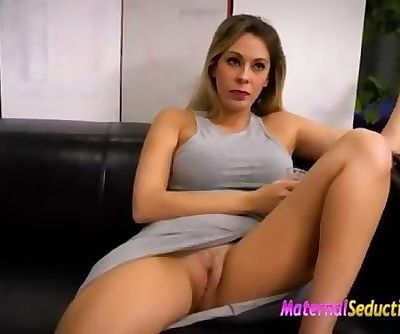 Step Mom Wants her sons Dick