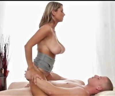 Milf with massive big boobs - Brazzers