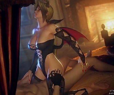 Momiji - Dead or Alive 3D SEX SFM Porn Compilation - March 2017 - 1h 14 min
