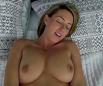 Mom Helps Son Relax Before Big TestPOV, MILF, Family SexRoxxxie Blakhart 10 min 1080p