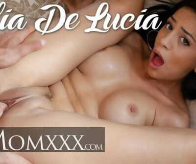 MOMxxx Crazy bubble butt Euro MILF Julia De Lucia desperate for hard fuck