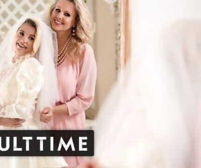 GIRLCORE Stepmom Julia Ann Confesses Love Before Daughters Wedding