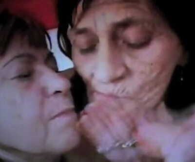 Ugly Toothless Granny Gets Sperm by Satyriasiss