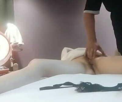 Thai - Spa Massage แอบถ่าย