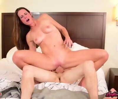 SofieMarieXXX - Stepmom Sofie Marie Fucks Young Stepson