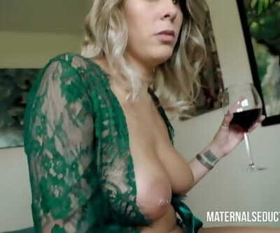 Sexy Mom Reads Fairy Tales and then Fucks Stepson - Nikki Brooks