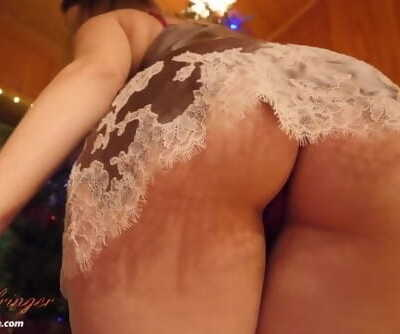 Step Mommy always Fucks Naughty Boys on Christmas