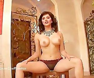 Sunny Leone Stripteases and..
