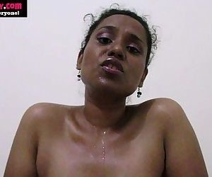 Indian Sex Babe Lily Roleplay of..