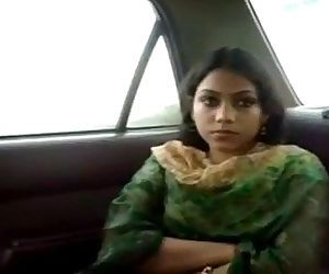 Bengali Beautiful Girl on Cab - 8..