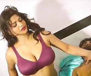 Hot Doctor Bhabhi Romance With..