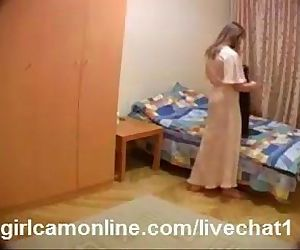 Wife caught in hidden cam-Free..