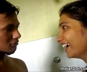 Blowjob By An Indian Chick Point..