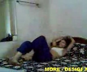 Hot Desi Couple Homemade - 6 min