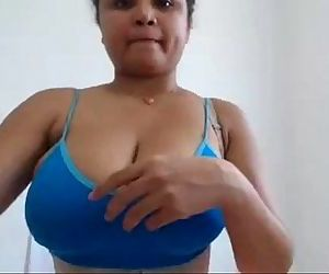 Bhopali Big Boob Indian Babe On..