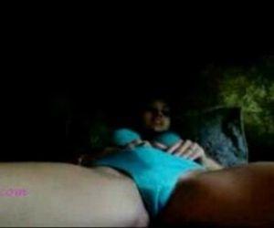 Desi girl fingering her pussy - 2..