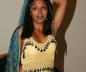 Lustful indian lady uncovering..