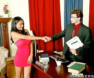 Indian MILF Priya Anjeli Rai has..