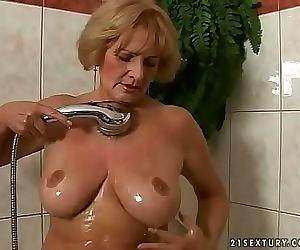 Horny granny Sally..