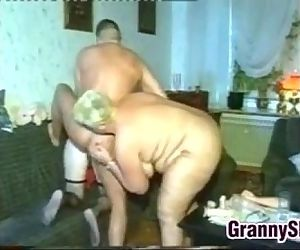 Kinky Old Women In..