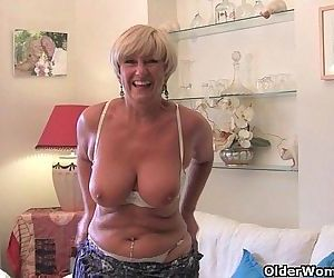 Best of British grannies part 4HD