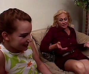 Kathy Jones and young girl