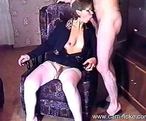 Milf and Granny Blowjobs